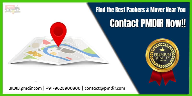 PMDIR Helps You to Get the Best Packers and Movers in India