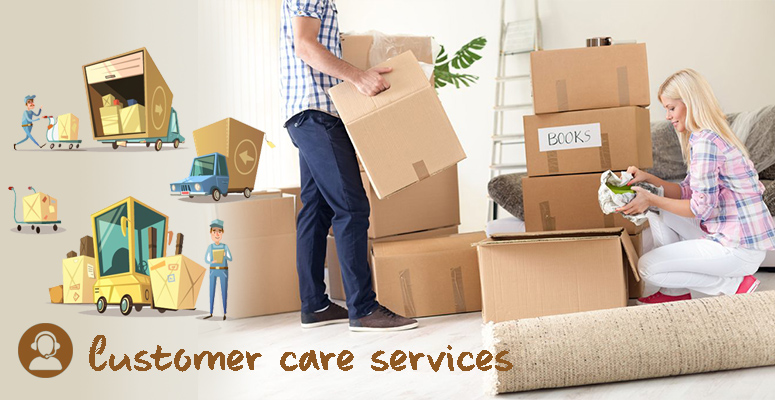 Packers and Movers Customer Care