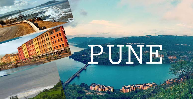 Places to See Around Pune on a Long Weekend