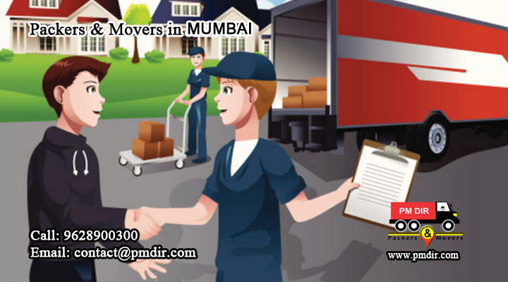 Professional packers and movers in Mumbai