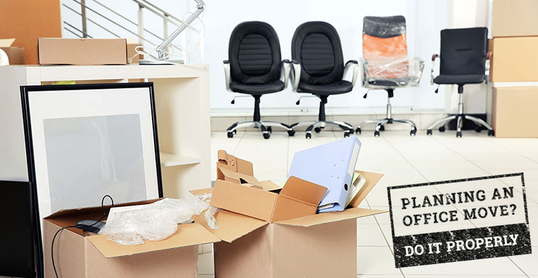 Mistakes to be Avoided during Office Relocation