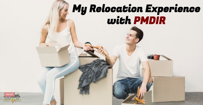 My Relocation Experience with PMDIR