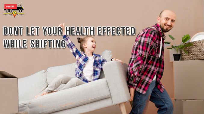 Staying Physically Healthy During Relocation