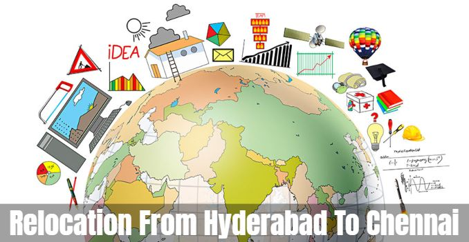 How to Shift from Hyderabad to Chennai Without Any Hassle?