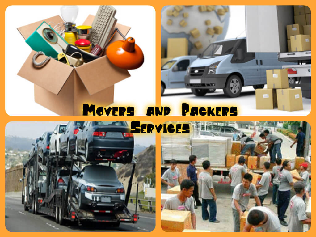 Movers and Packers Services