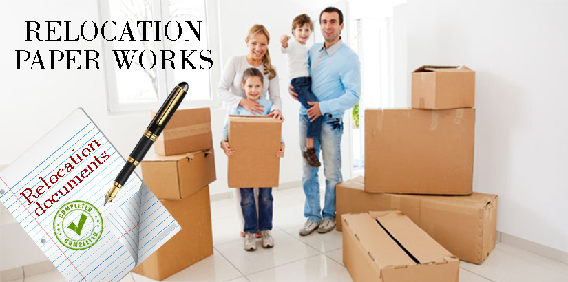 Relevant Paperwork You Should Do before Relocation