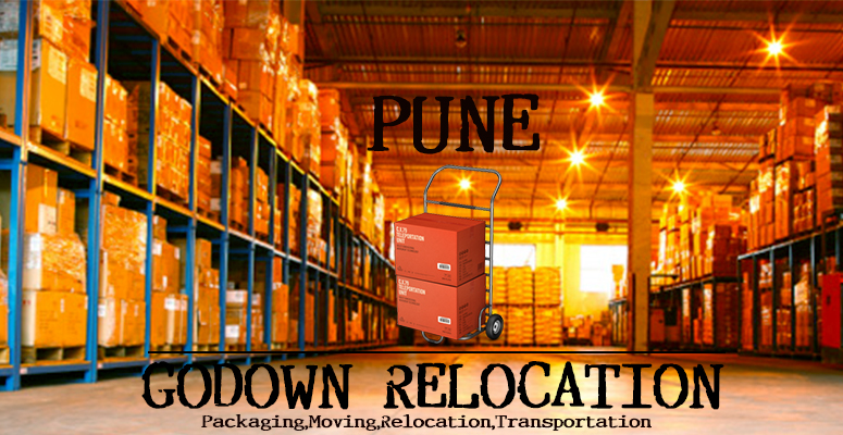 Godown Relocation Service in Pune