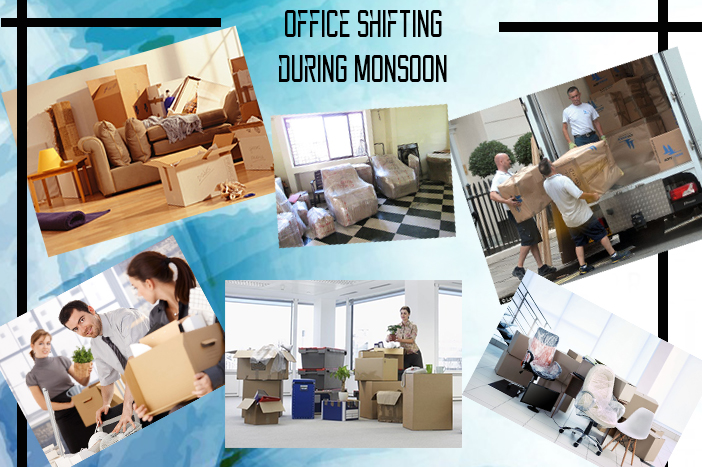 Office Moving During Monsoon