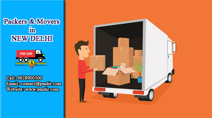 Why to hire packers and movers in New Delhi