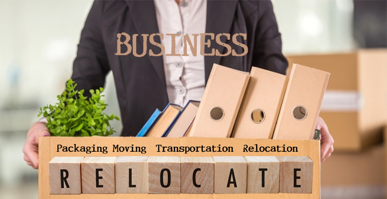 Movers and Packers for Corporate Office Business relocation