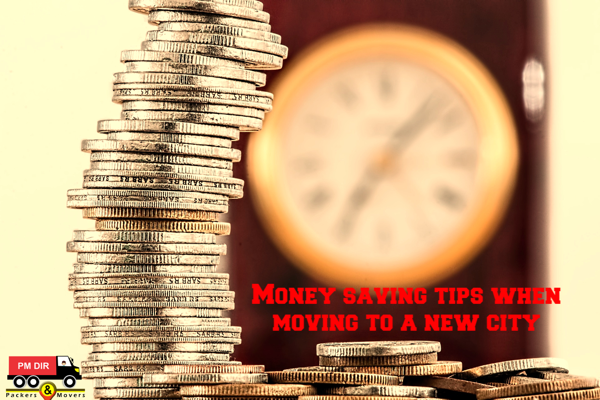 Money saving tips when moving to a new city