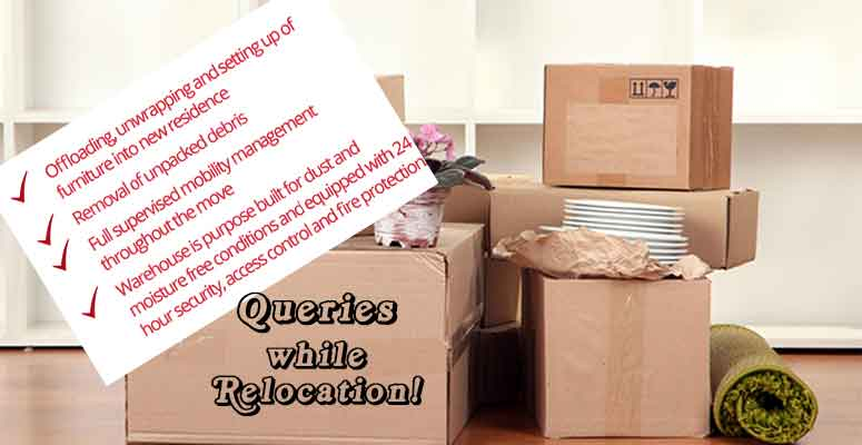 Important Queries You Should Ask a Relocation Company