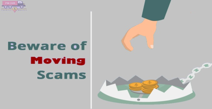 Hidden Moving Scams You Should Be Aware of