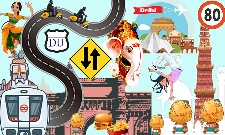 New Delhi - The Incredible City Welcomes You