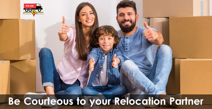 How to Thank Your Movers?