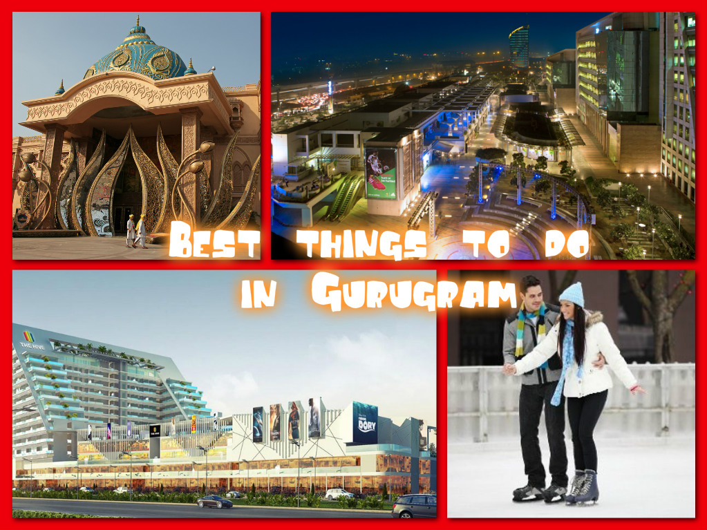 Best things to do in Gurugram