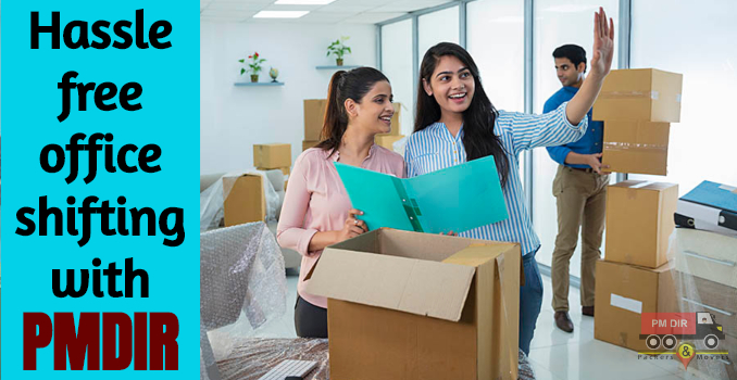 Office relocation Service from Bengaluru to Hyderabad
