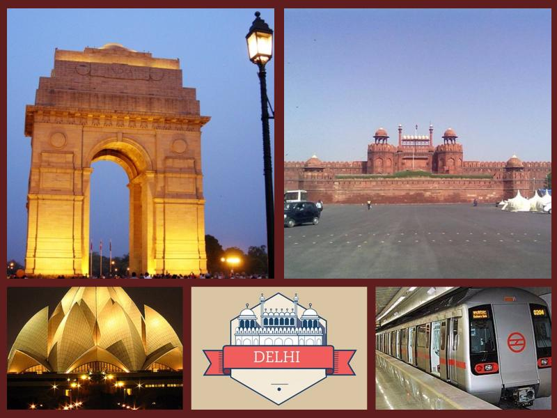 Why is New Delhi a favorite place to move?