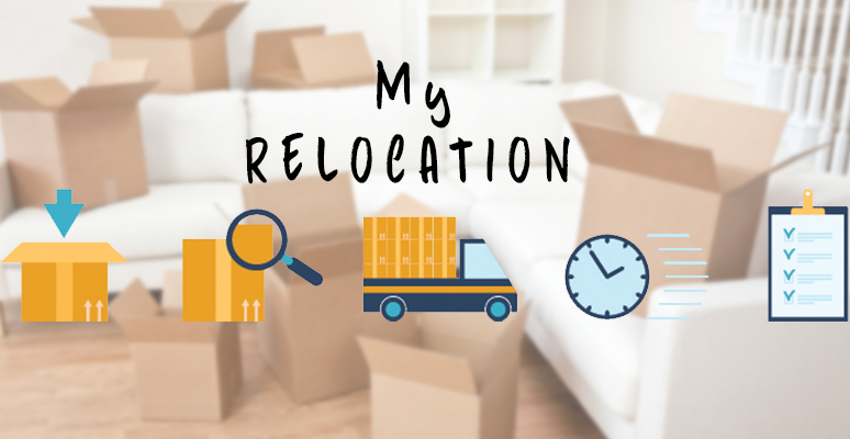 How to Organize my Relocation?