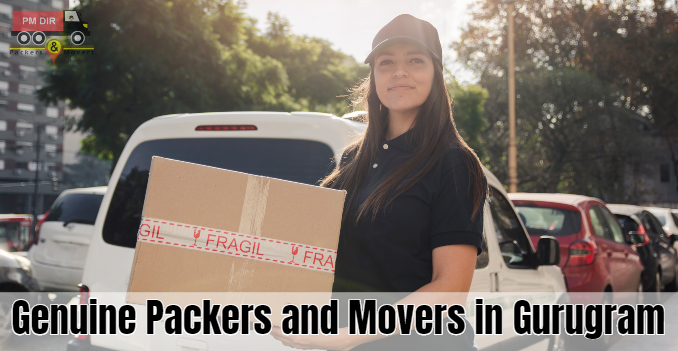 How to Identify Fake Packers and Movers in Gurugram