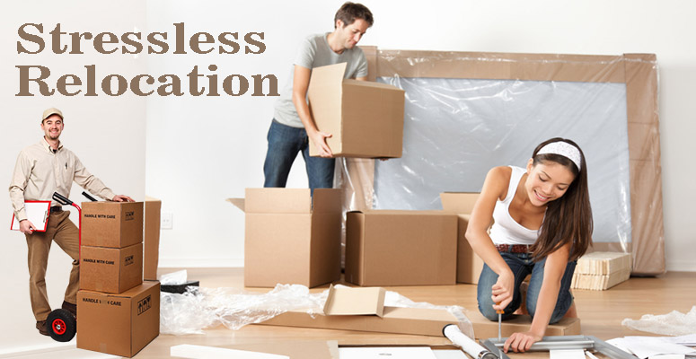 Don't Take Stress When Packers and Movers are there to Help