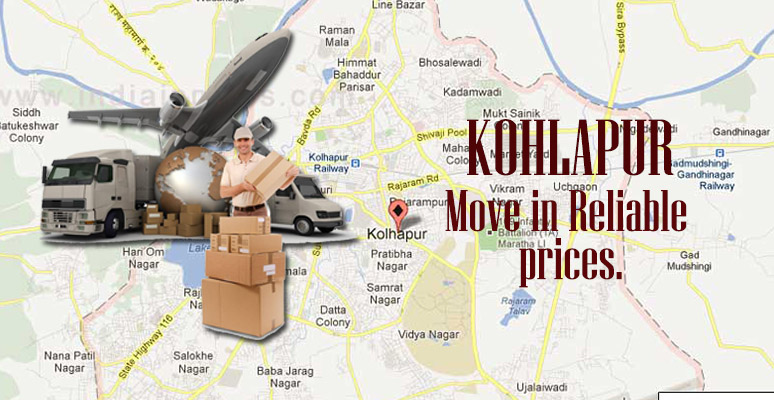 How to Get Reliable Packers and Movers in Kolhapur?