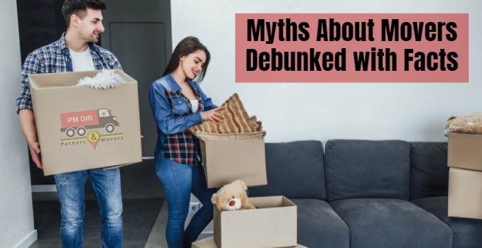 Some of the Myths About Movers in Mumbai Debunked with Facts
