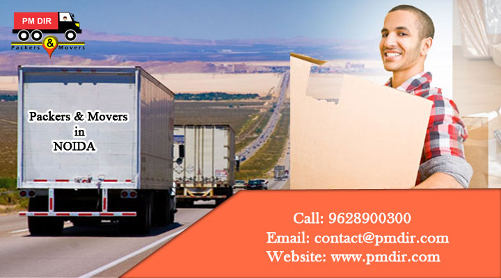 Get the Right Packers and Movers in Noida for Relocation