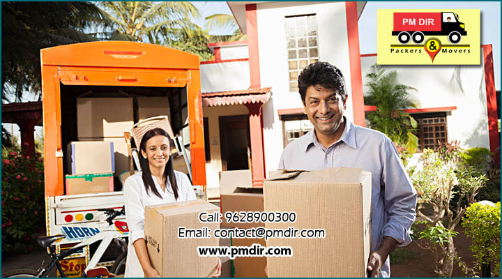 Moving to Jammu with Packers and Movers