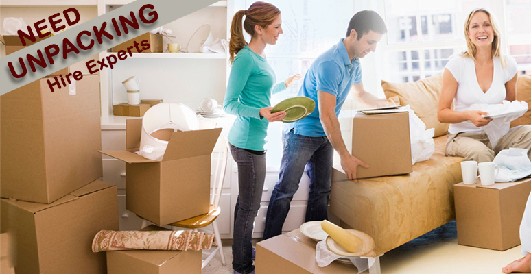 Is it a Smart Move to Hire Experts for Unpacking?