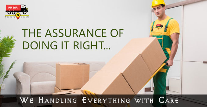 PMDIR - Hire Packers and Movers for Safe and Easy Relocation
