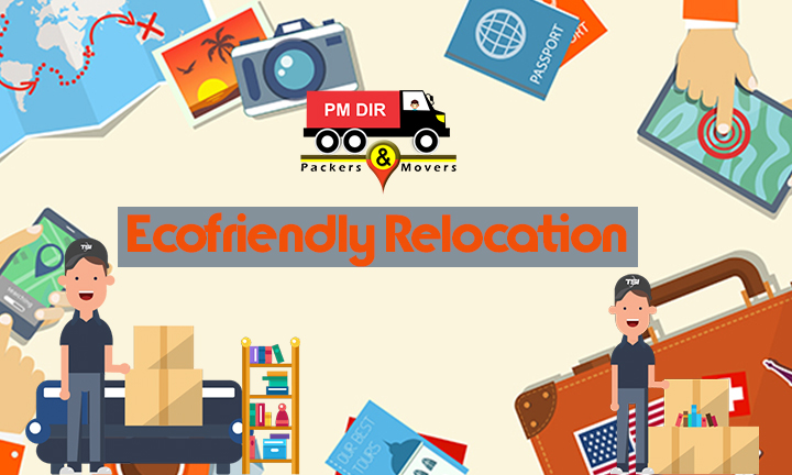 How to arrange eco-friendly relocation?