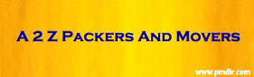 A 2 Z Packers and Movers Kochi