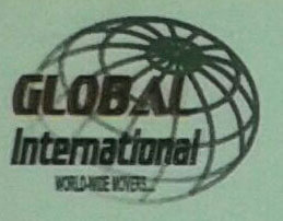 Global Movers and Packers Pvt. Ltd. New Delhi