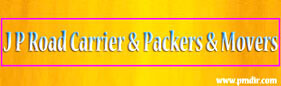 JP Road Carrier and Packers and Movers Udaipur