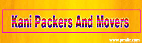 Kani Packers and Movers Tiruchirappalli