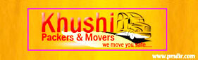 Khushi Packers and Movers Bikaner