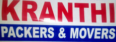 Kranthi Packers and Movers Guntur