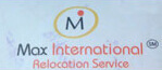 Max International Relocation Service Ghaziabad