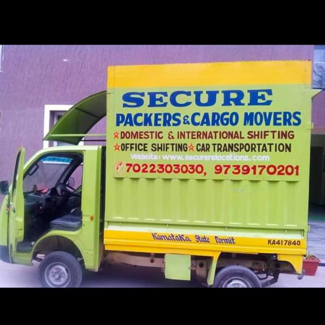 Secure Relocations Bengaluru