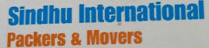 Sindhu International Packers and Movers Gurgaon