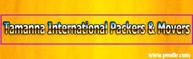 Tamanna International Packers and Movers Rohtak