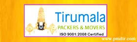 Tirumala Packers and Movers Guntur