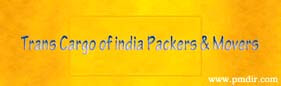 pmdir.com - Trans Cargo of india Packers and Movers New Delhi